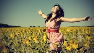glad på sommarang
